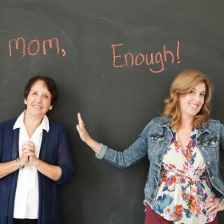 Mom Enough: Parenting tips, research-based advice + a few personal confessions!