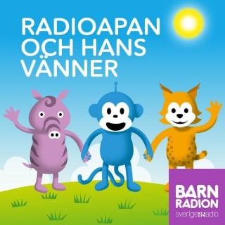 Radioapan och hans vänner i Barnradion
