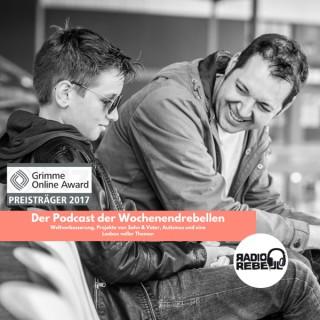Radiorebell- Ein Podcast von Vater & Sohn über Autismus, Wissenschaft und Weltverbesserung