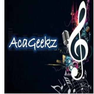 AcaGeekz - A Cappella Podcast