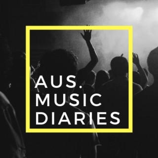 Australian Music Diaries