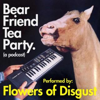 Bear Friend Tea Party