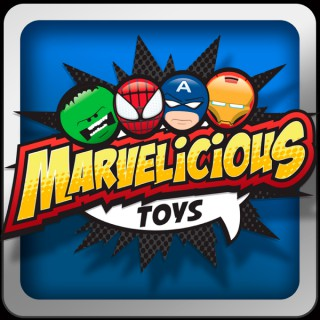 Marvelicious Toys - The Marvel Universe Toy & Collectibles Podcast - Audio Podcast Feed