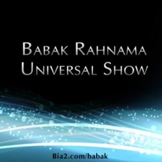 Bia2.com: Universal Show Podcast by Babak Rahnama