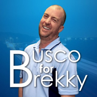 Busco for Brekky