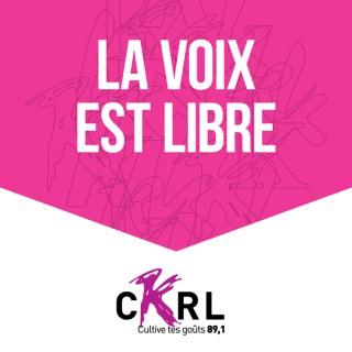 CKRL : La voix est libre