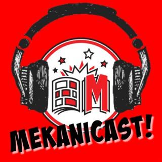 Mekanik Strip's podcast