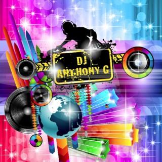 DJ Anthony G - Yo Anthony Podcast