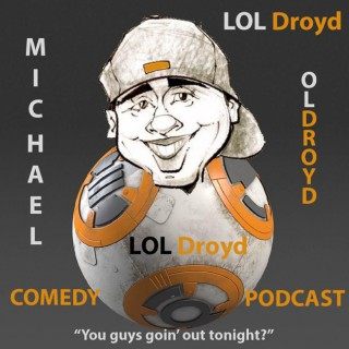 Michael Oldroyd - Comedy Podcast
