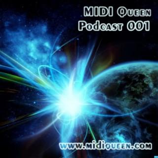 DJ Kerry Rogers (aka MIDI Queen) Podcast