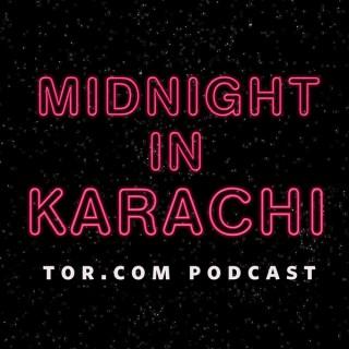 Midnight in Karachi Podcast – Tor.com