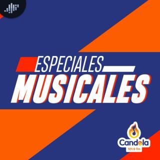 Especiales Musicales Candela Estéreo | PIA Podcast