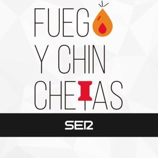 Fuego y Chinchetas
