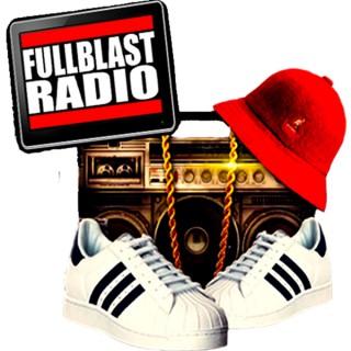 Fullblast Radio - classic and 90's Hip Hop, and Mashups