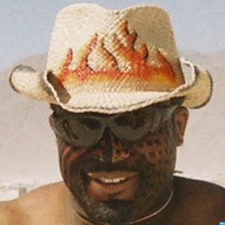 Funky Blackman