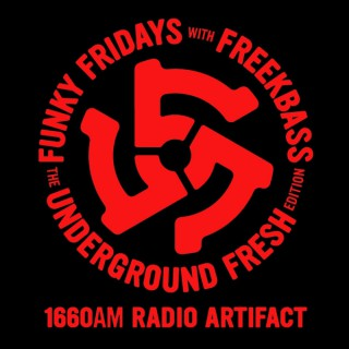Funky Fridays with Freekbass