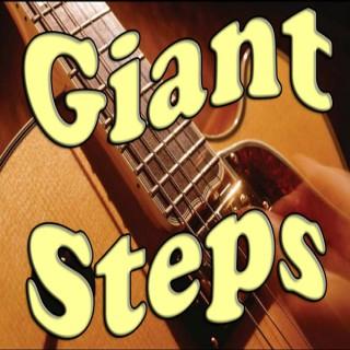 Giant Steps Jazz Guitar Podcast – Tony Greaves