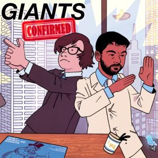 Giants Confirmed