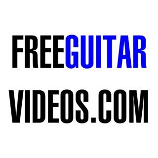 Guitar Lessons by FreeGuitarVideos.com