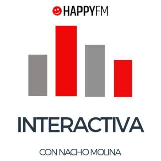 HAPPY FM INTERACTIVA CON NACHO MOLINA