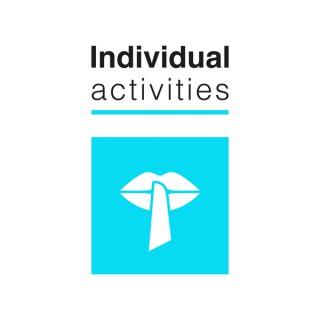 Individual activities