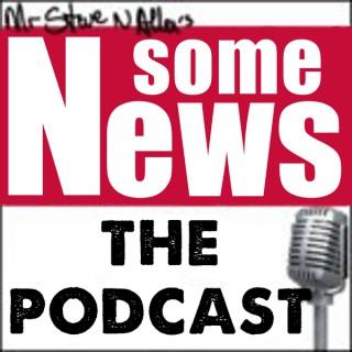 Mr Steve N Allen's SomeNews Comedy Podcast