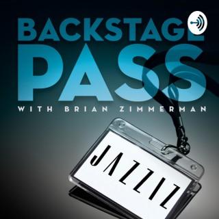JAZZIZ Backstage Pass