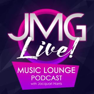 JMG Live! Music Lounge with Jacquari Harris