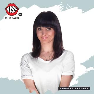 Kiss Top 40 cu Andreea Berghea