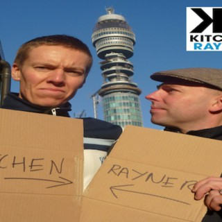 Kitchen and Rayner's Podcast