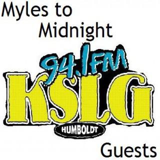 KSLG: Myles and More