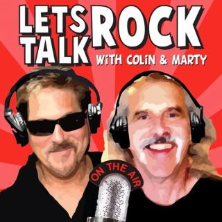 Lets Talk Rock podcast