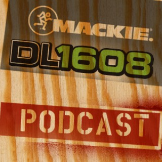Mackie DL1608 Video Podcast