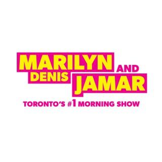 Marilyn Denis & Jamar