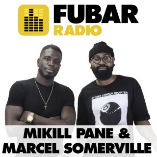 Mikill Pane and Marcel Somerville