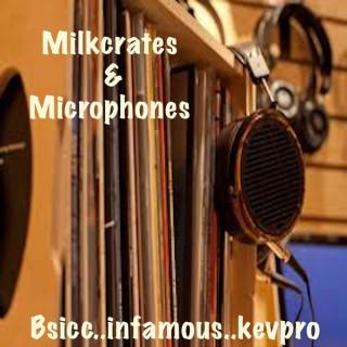 Milkcrates & Microphones