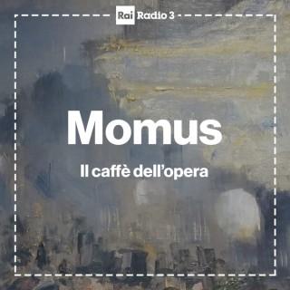 Momus il caffè dell'Opera 2019
