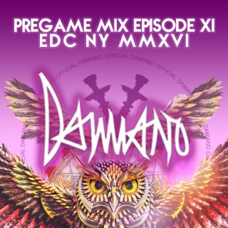 Official Damiano Pre-Game Mix Podcast