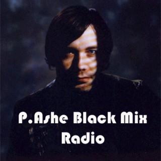 P.Ashe Black Mix Radio
