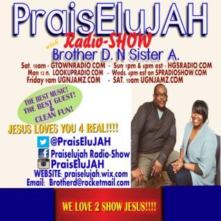 PraisEluJAH Radio-SHOW