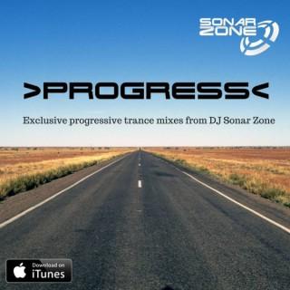 Progress - Mixed by DJ Sonar Zone