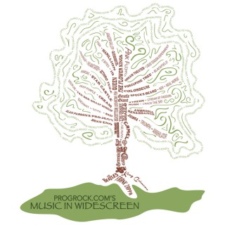 Progrock.com's - Music in Widescreen's - Progressive Rock Podcast