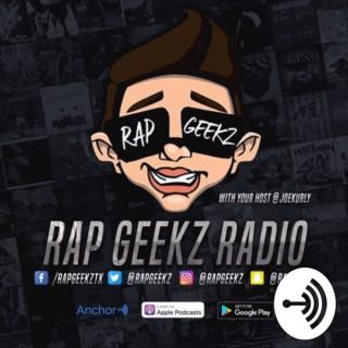 RAP GEEKZ RADIO