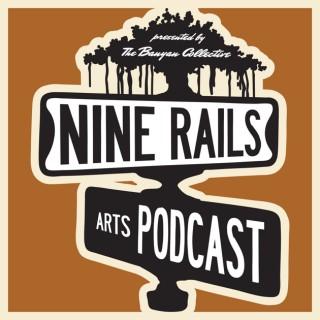 Nine Rails Arts podcast