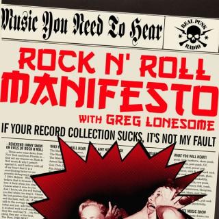 Rock N Roll Manifesto (mp3)