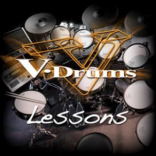Roland V-Drums Lessons