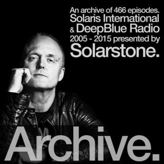 Solarstone presents Solaris International + the Deep Blue Radio Show Archive