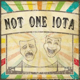 Not One Iota