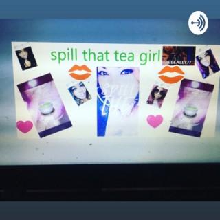 Spilling tea with Meka