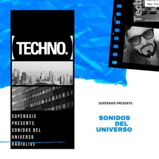 SUPERASIS Presents: SONIDOS DEL UNIVERSO RadioLive